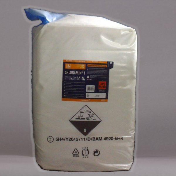 cloramina t x 25 kg