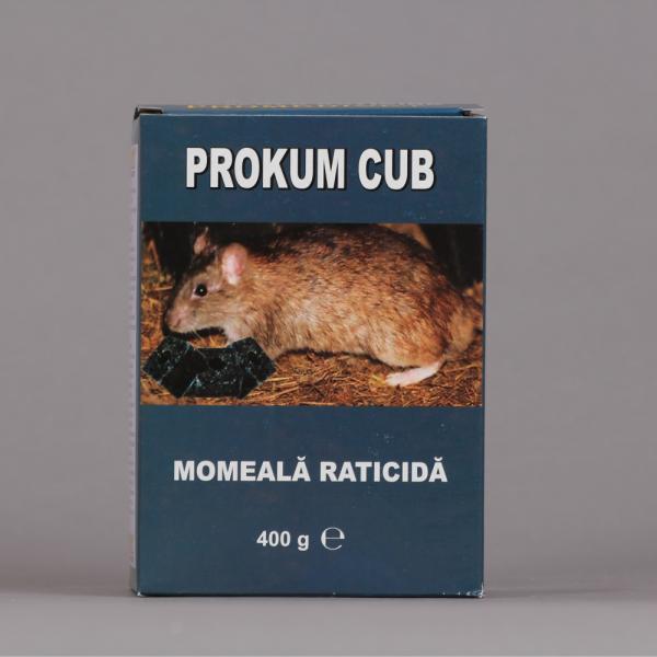 prokum cub 400 g cutii
